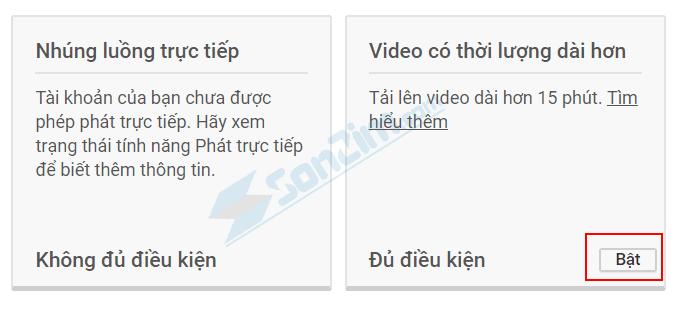 Cách xác minh kênh Youtube - 3