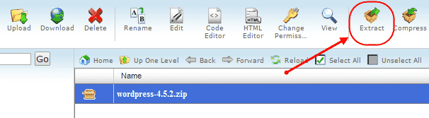cai dat wordpress len hosting