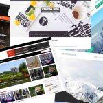 Top 100 themes wordpress miễn phí tốt nhất 2016