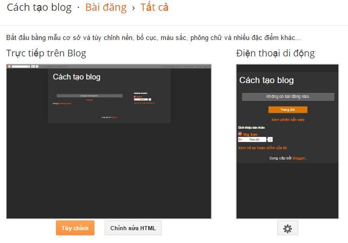 cach thay doi giao dien cho blogspot - 5
