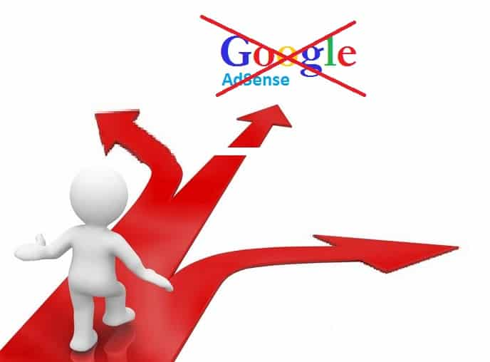 Blogger có thể kiếm tiền mà không cần đến Google Adsense?