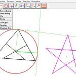 Cabri II Plus – Phần mềm vẽ hình Toán học gọn nhẹ không cần cài đặt