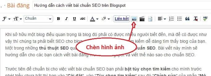 huong dan viet bai chuan seo tren blogspot - Anh 5