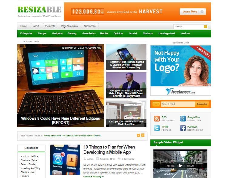 Top 10 themes wordpress trả phí tốt nhất cho blog cá nhân - Ảnh 9