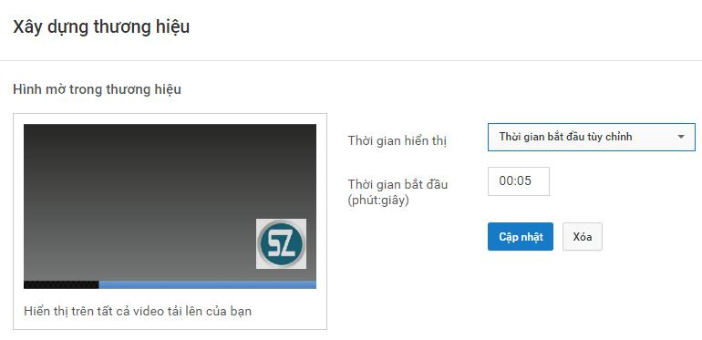 Cach chen logo vao video Youtube - Anh 3