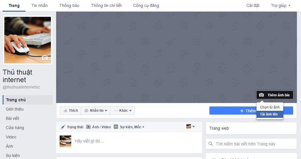 Các bước tạo fanpage facebook - Buoc 8
