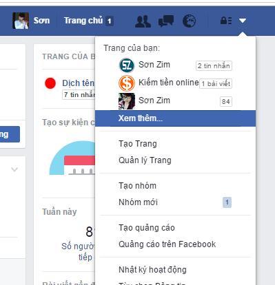cach tao fanpage facebook 9