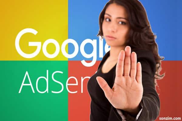 Những lí do khiến Google Adsense từ chối blog của bạn - Ảnh minh họa