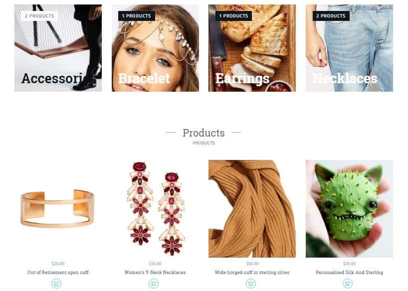 Top 20 theme WordPress tốt nhất cho website bán hàng - Ảnh theme 12