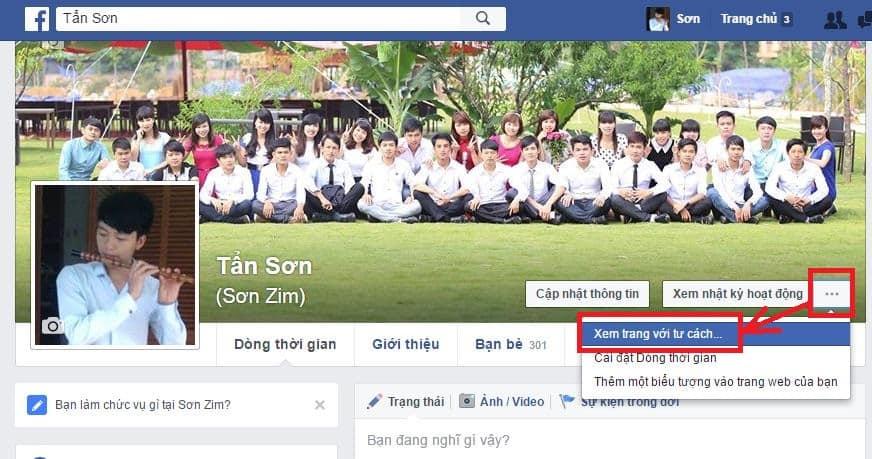 Cách bật nút theo dõi trên Facebook trang cá nhân - Ảnh 1