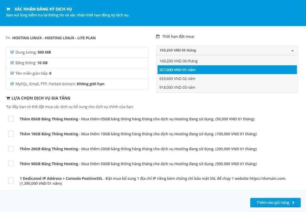Hosting là gì? Cách chọn và thuê hosting cho website WordPress - 8