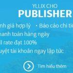 Kiếm tiền từ website hoặc blog với quảng cáo ylliX (minpay 1$)
