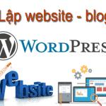 Hướng dẫn lập website bằng WordPress từ A đến Z