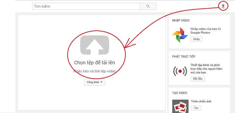 Hướng dẫn cách đăng video lên Youtube chuẩn SEO nhất - 1
