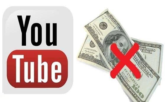 Những lý do kênh YouTube bị tắt tính năng kiếm tiền - Ảnh 1