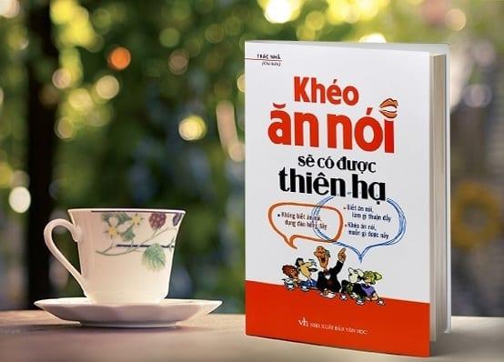 Ebook - Khéo ăn khéo nói sẽ có được thiên hạ