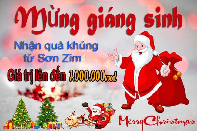 [Đã hết hạn] -Đua top comment mừng lễ Noel – Nhận ngay quà tặng 1.000.000đ