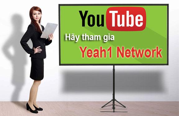 Yeah1 Network – Network YouTube tốt nhất Việt Nam