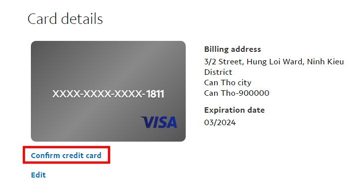 Hướng dẫn verify tài khoản PayPal mới nhất 2017 - 4