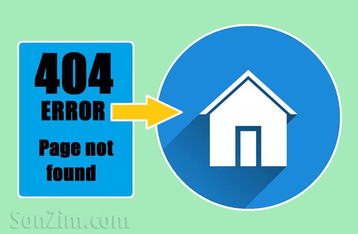 Cách chuyển lỗi 404 về trang chủ WordPress