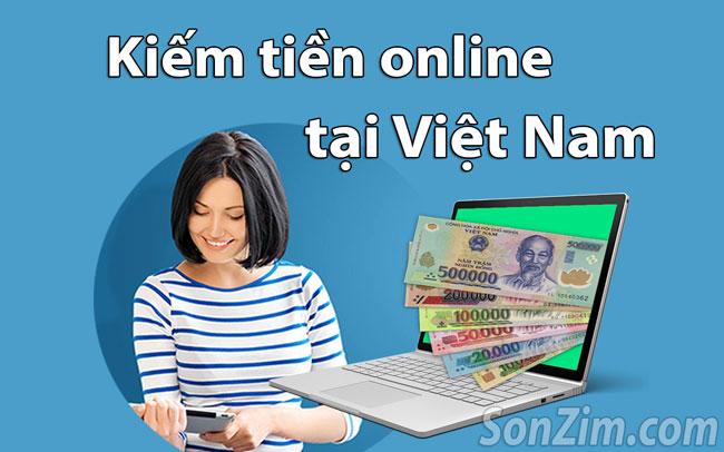 những trang kiếm tiền online tại Việt Nam uy tín