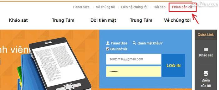 Cách lấy lại mã thẻ cào bị mất trên iPanel - Cách 1