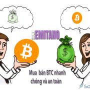 Cách mua bán Bitcoin trên Remitano – Sàn Bitcoin uy tín nhất Việt Nam