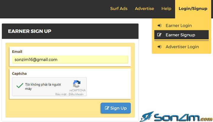 Hướng dẫn kiếm Bitcoin miễn phí trên BTCClicks - 1