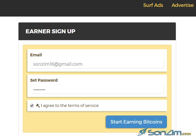 Hướng dẫn kiếm Bitcoin miễn phí trên BTCClicks - 3