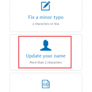 Hướng dẫn thay đổi họ tên trên PayPal mới nhất 2018
