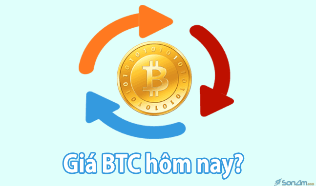 Giá Bitcoin hôm nay bao nhiêu?