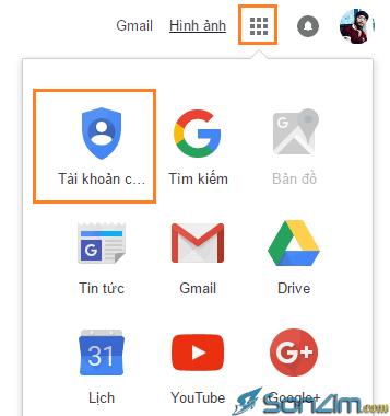 Cách thay đổi mật khẩu Gmail - 1