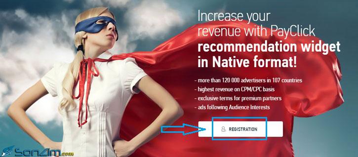 Hướng dẫn kiếm tiền từ blog với mạng quảng cáo PayClick - 1