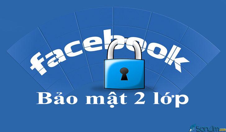 Cách thiết lập bảo mật 2 lớp Facebook - 1