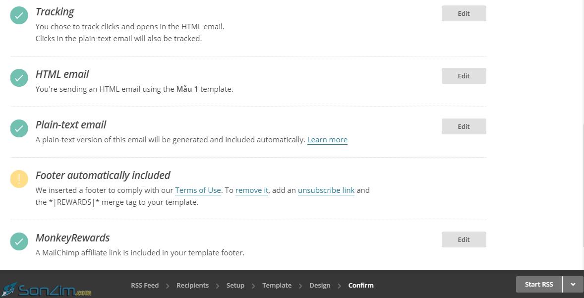 Tự động gửi email trên MailChimp - 7