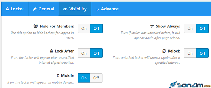 Khóa nội dung WordPress bằng plugin Content Locker - 4