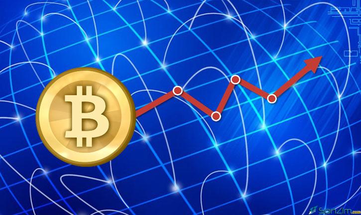 Giá Bitcoin tăng liên tục
