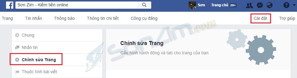 Hướng dẫn liên kết Fanpage với group Facebook - 2