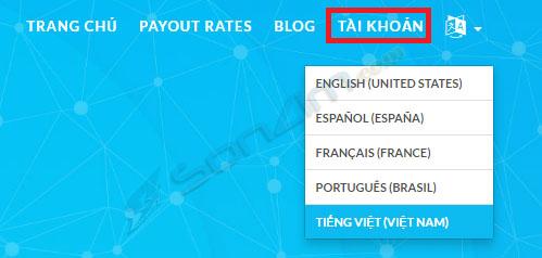 123link trang rút gọn link kiếm tiền uy tín tại Việt Nam - 3