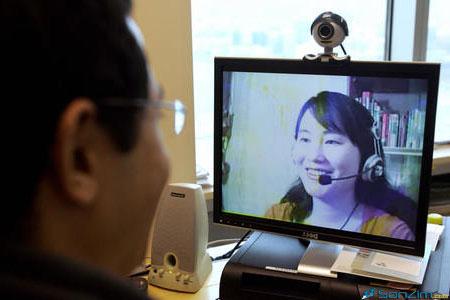 Học tiếng Anh online qua skype
