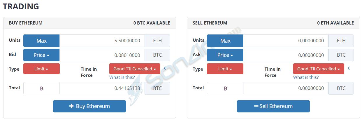 Hướng dẫn giao dịch bitcoin và các loại tiền ảo khác trên sàn Bittrex - 7