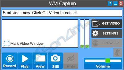 WM CapTure - Top 5 phần mềm chụp và quay video màn hình tốt nhất