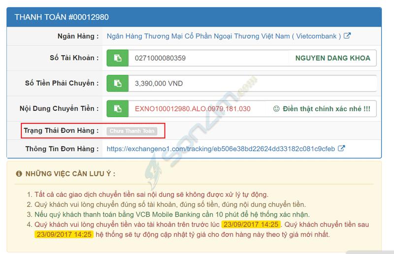 Mua WEX Code - Cách nạp tiền vào WEX - 5