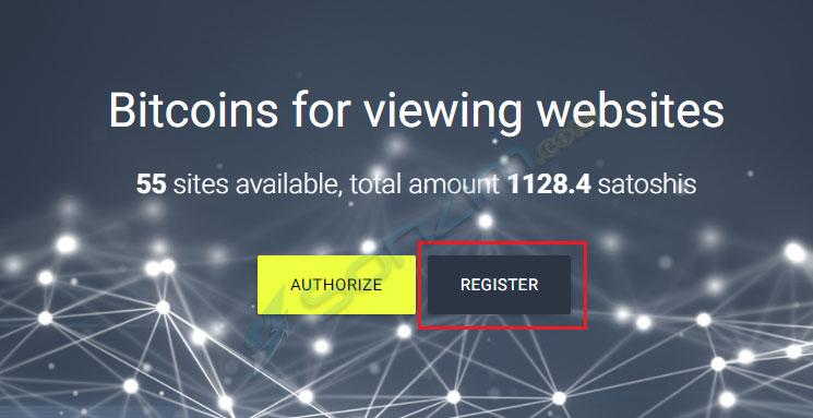 Xem quảng cáo kiếm Bitcoin đơn giản trên AdBTC - 1