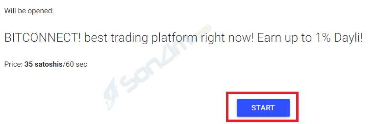 Xem quảng cáo kiếm Bitcoin đơn giản trên AdBTC - 9