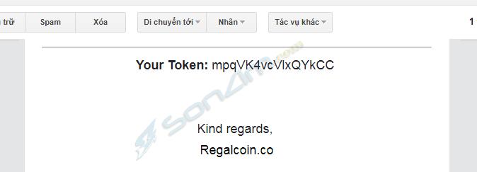 Hướng dẫn đầu tư RegalCoin - 20