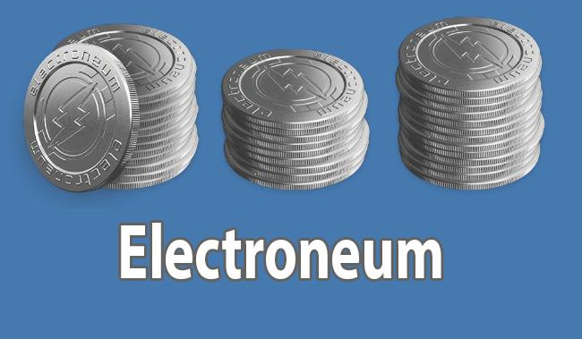Đầu tư Electroneum (ETN) - 1