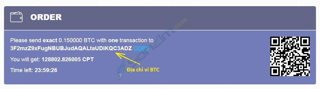 Hướng dẫn đầu tư Cryptaur - 4