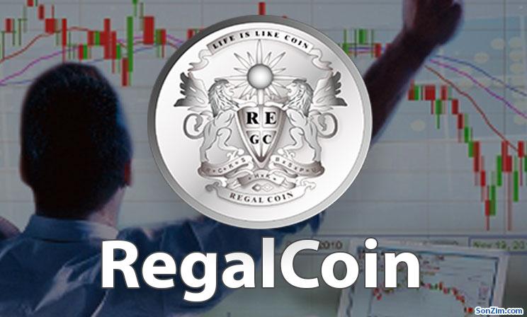 Cách dẫn đầu tư RegalCoin (REC)