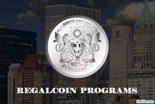Đầu tư tiền điện tử Regalcoin (REC) - 1